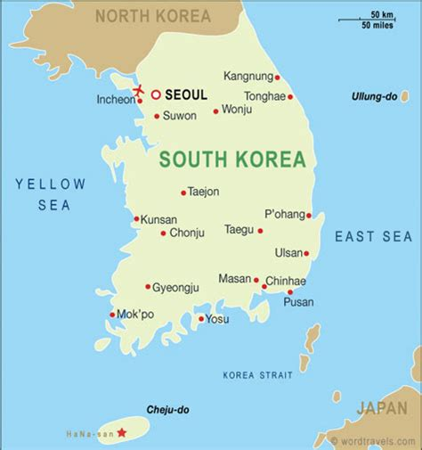 map of south korea my in dongtan south korea busan or bust