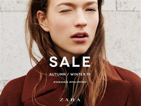 Zara Sale zara end of season sale until february 5 2016 manila