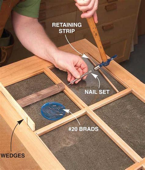 how to make glass doors how to make glass doors free diy tutorial