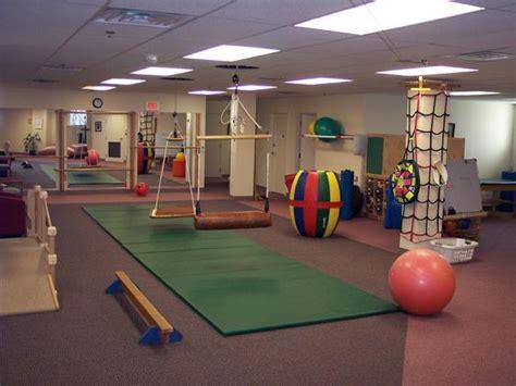 therapy room rehabilitation clinic walenstadtberg kids health news gorilla gym uk