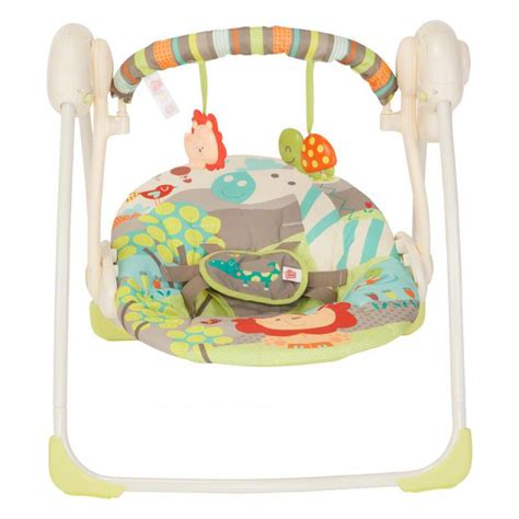 bright starts travel swing bright starts portable swing activity babygear