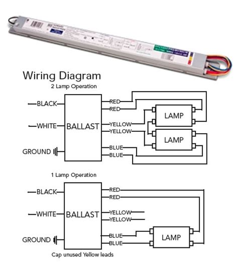 iota emergency ballast wiring diagram universal key switch