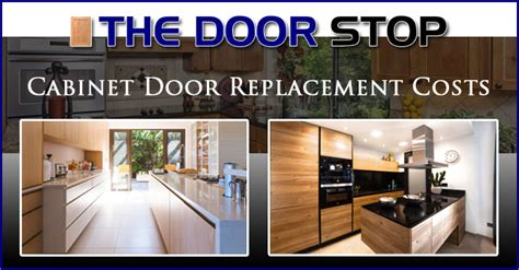 how much to replace kitchen cabinet doors how much does it cost to replace cabinet doors in kitchen