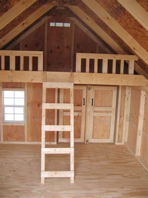 Loft Barn Plans by Organizer Garden Shed With Loft Plans Shed Fans