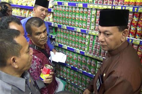Cacing Jambi 27 merek sarden mengandung cacing satgas pangan