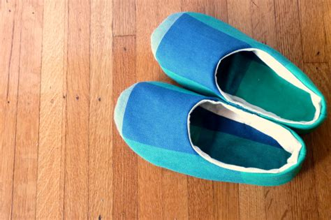 guest house slippers four square walls guest post house shoes tutorial