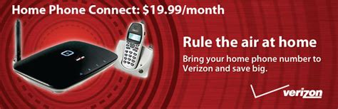 verizon home phone connect home phone service verizon