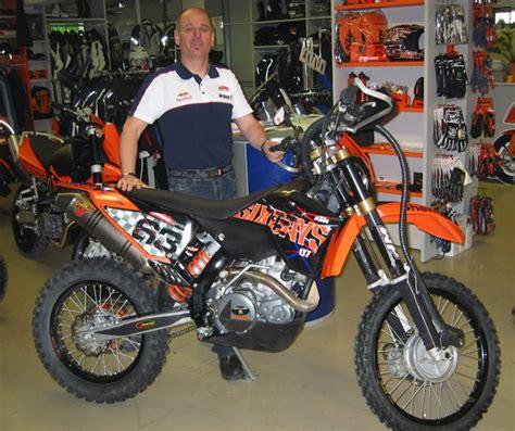 Allrad Motorrad ktm exc r 530 allrad modellnews