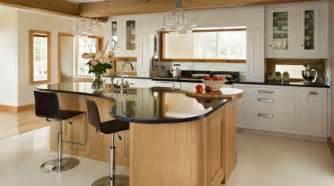 Curved Island Kitchen Designs 16 divine modern kitchen designs with curved kitchen island
