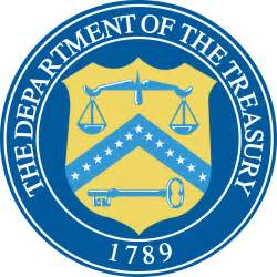 Department Of The Treasury Tx United States Department Of The Treasury