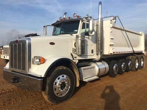 2013 Peterbilt 367 Dump Truck For Sale 104 072 Miles