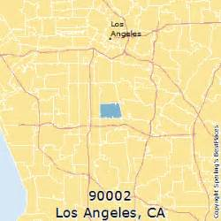 zip code map for los angeles best places to live in los angeles zip 90002 california