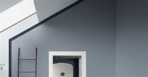 Charmant Couleur De Mur De Cuisine #4: Chambre_mur_bleu_gris_dulux_valentine.jpg