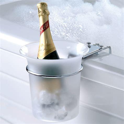 bathtub champagne chiller  green head