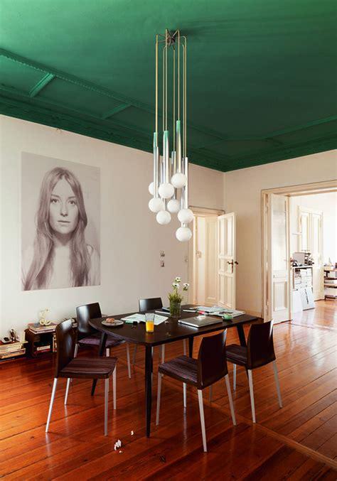 pittura per soffitti soffitti decorati 40 idee per rendere unico il soffitto