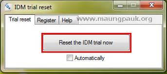 idm trial resetter internet download manager v6 21 build 16 full သ ဖ ဇရပ