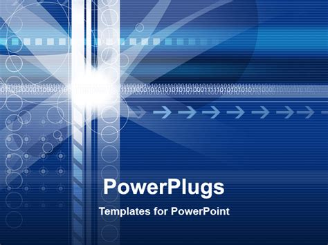 free animated templates powerpoint template a number of circles and arrows with