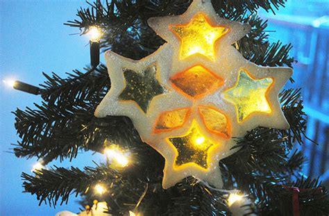 edible christmas decorations a christmas tree you can eat