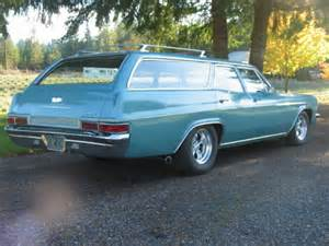 1966 chevrolet impala 9 pass station wagon classic