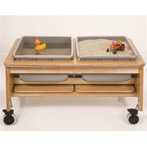 2 sand and water table plus 2 tub sand and water table ch4049 sensory