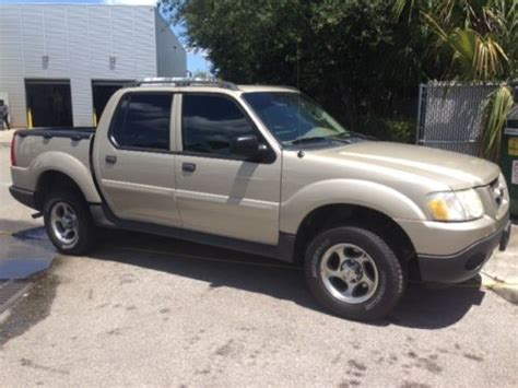 buy ford explorer sport trac buy used 2005 ford explorer sport trac xls sport utility 4