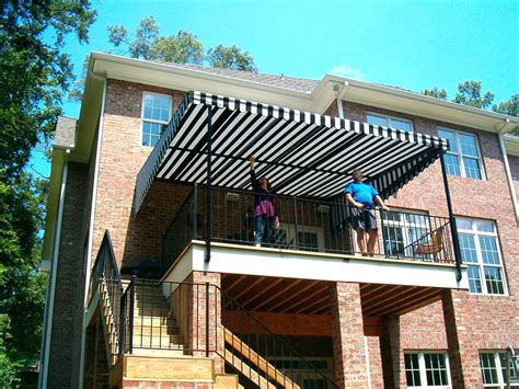 cheap retractable awnings awnings at lowes deck canopy metal home depot for sale