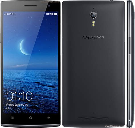 Oppo Find 7a pictures, official photos