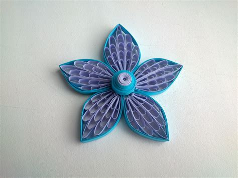 quilling tutorial on youtube quilling flowers using comb www pixshark com images