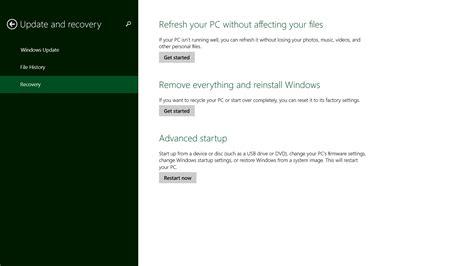 resetting windows desktop cara reset anda windows 8 1 laptop desktop tablet atau 2