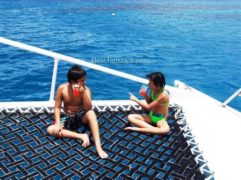 catamaran cruise in jamaica dreamer catamaran cruise montego bay