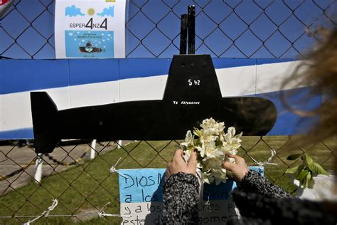 Missing Search Search For Missing Argentine Submarine Accelerates After Blast Toronto