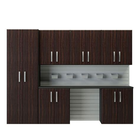flow wall garage cabinets flow wall modular wall mounted garage cabinet storage set