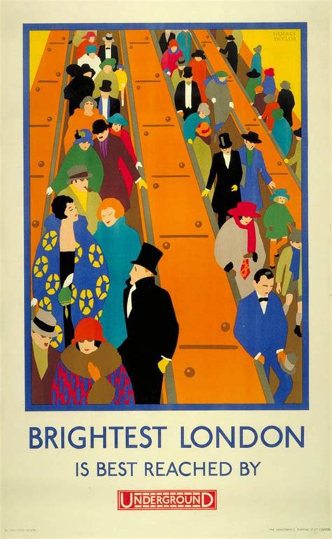 poster design jobs london horace taylor s brightest london named best london