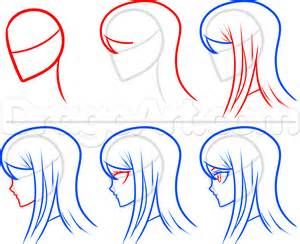 doodle how to draw how to draw sayaka from danganronpa step by step anime