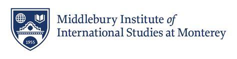 Monterey Institute Of International Studies Mba by Miis Logo Blue On White Miis Digital Learning Commons