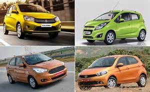 cheapest new small car deals cheapest diesel cars in india ndtv carandbike
