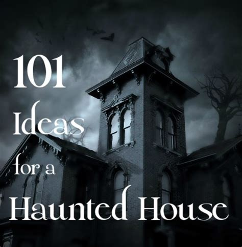 how to make a haunted house 101 ideas to create a scary haunted house holidappy