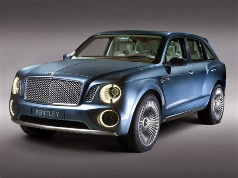 bentley models upcoming bentley suv photos