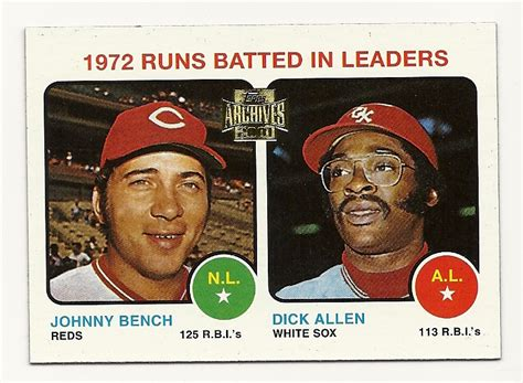 johnny bench career stats archer johnny bench