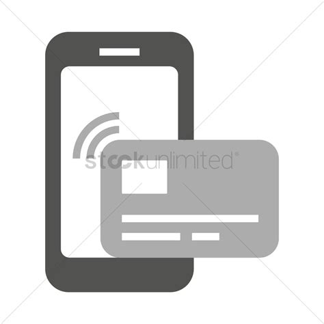 mobile payment software mobile payment icon vector image 1968367 stockunlimited
