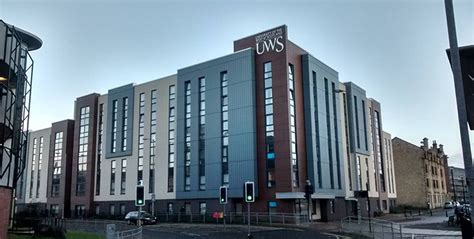 Of The West Of Scotland Mba by Of The West Of Scotland Ranked 4th For Most