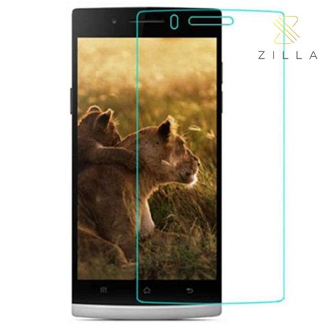 Tempered Glass Oppo Find 7x9007 zilla 2 5d tempered glass curved edge 9h 0 33mm for oppo find 5 x909 jakartanotebook