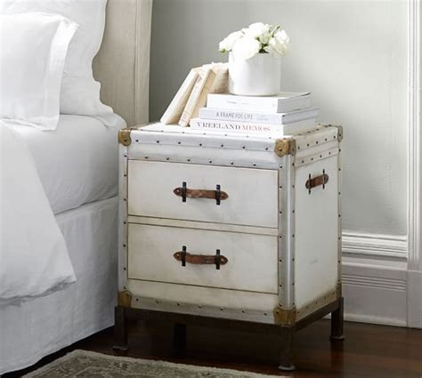 pottery barn bedside table ludlow bedside table pottery barn
