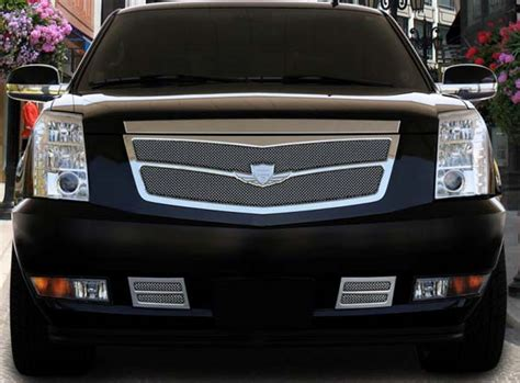 Handmade Grill - cadillac escalade custom grills images