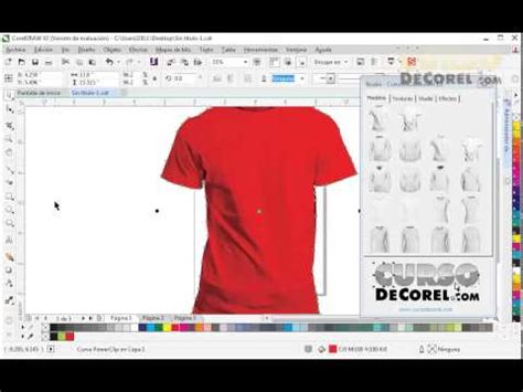 Corel Draw X7 Novedades | camisetas en corel draw x7 how to save money and do it