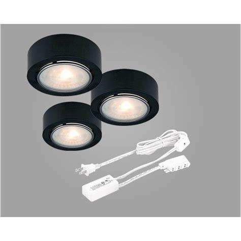 low voltage cabinet lighting transformer csl black apollo single halogen bulb under cabinet low