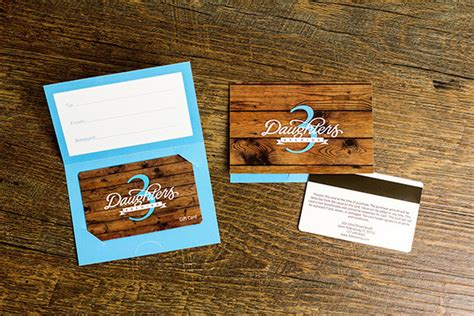 Gift Card Backers - 21 companies crushing it with custom gift cards
