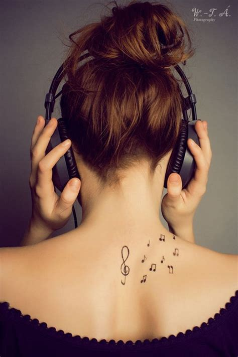 101 music tattoo designs to ignite the love for music