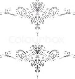 baroque designs baroque tattoo designs images