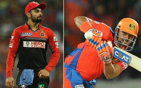 royal challengers bangalore vs gujarat lions live watch gujarat vs bangalore live stream 18 april gl vs rcb